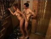 Blitz erotica camera flagra sexo amador no predio