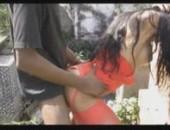 Gostosa faz sexo no cemiterio em SP, foda macabra