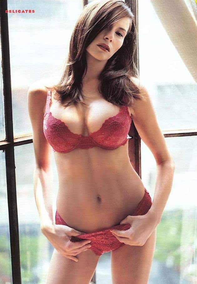 melania trump lingerie nua