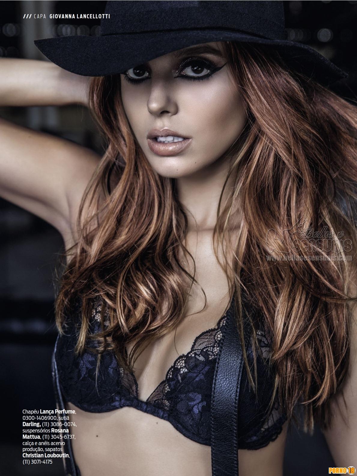 Giovanna Lancellotti Nua Revista Vip