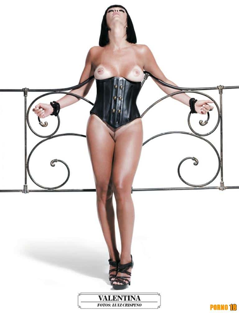 Valentina Francavilla Pelada Revista Playboy