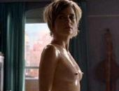 Cláudia Abreu nua no banho caiu na net pelada