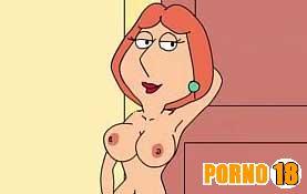 desenho de mulher pelada toon
