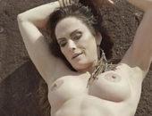 Nubia Oliver pelada em vídeo Sexy e fotos nua HD