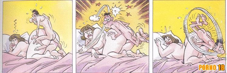 tirinha erotica engraçada